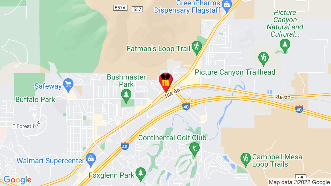 Google Map of Flagstaff Pest Control