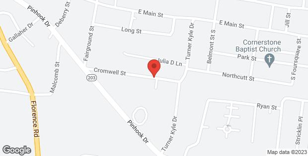 215 CROMWELL ST Savannah TN 38372
