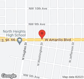 901 W Amarillo Blvd