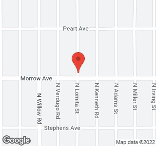 3654 N Lomita Street
