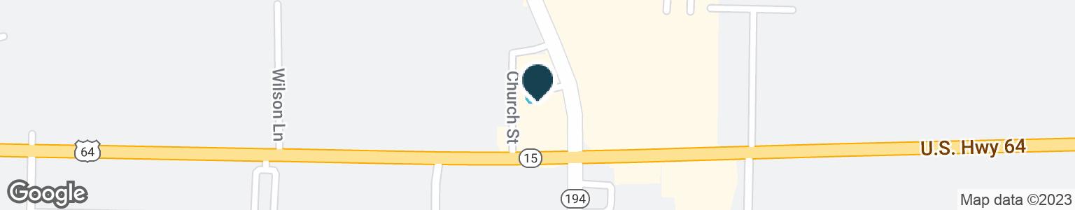 Google Map of14860 HIGHWAY 194