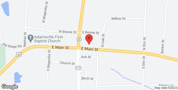 126 E MAIN ST Adamsville TN 38310