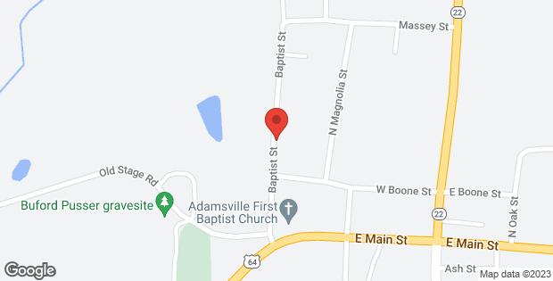 00 BAPTIST ST Adamsville TN 38310