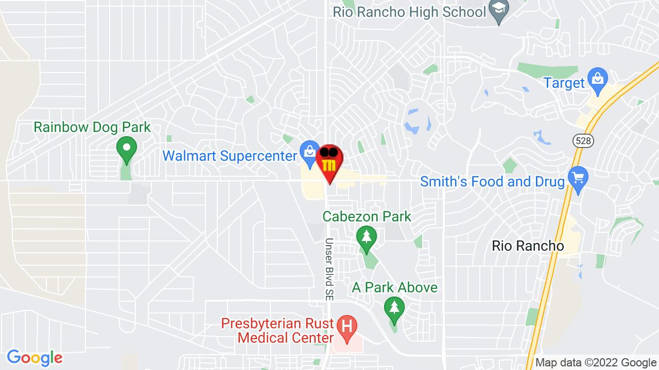Google Map of Rio Rancho Pest Control