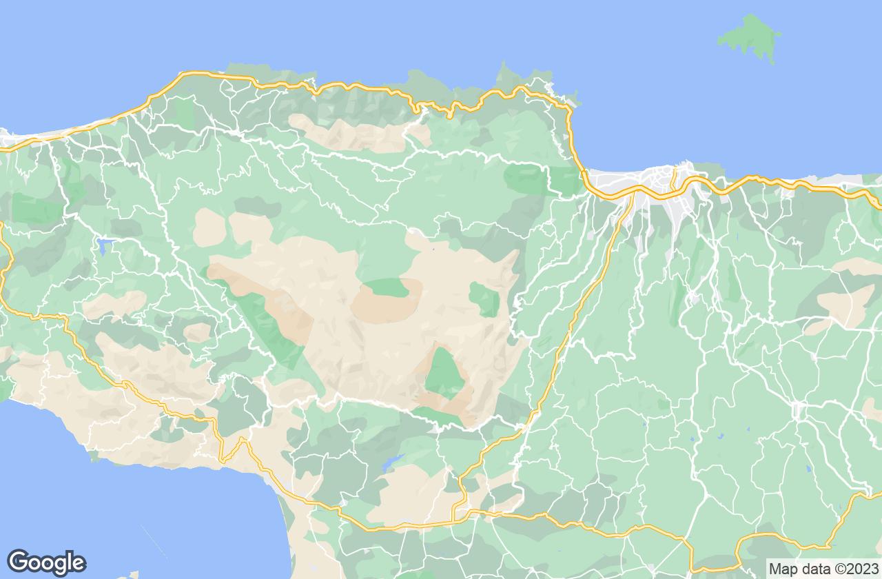 Google Map of كريت