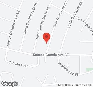 807 Gral Trevino Drive SE