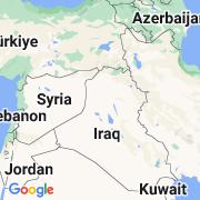 Le thème Proche et Moyen-Orient sur notre carte histoire-géo