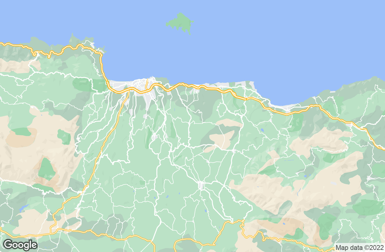 Google Map of إبيسكوبي
