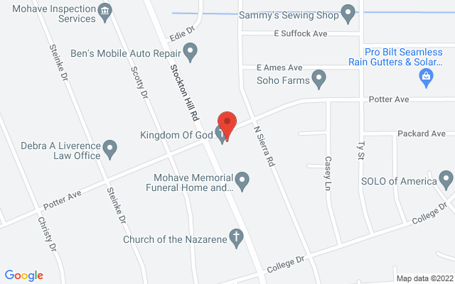 static image of 4798 Stockton Hill Rd, Kingman, Arizona