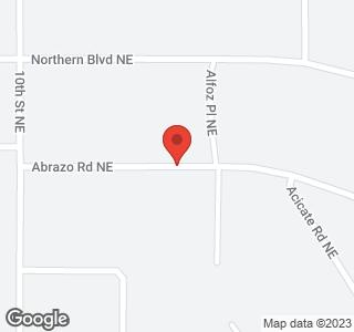 1056 Abrazo Road NE , N/A