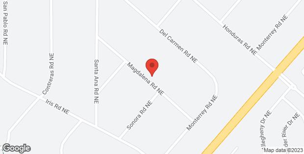 6401   Magdalena  NE Rio Rancho NM 87144
