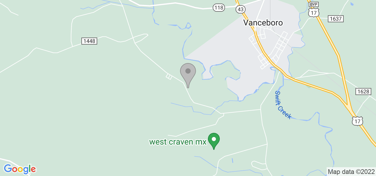 1305 Piney Neck Rd, Vanceboro, NC 28586, USA