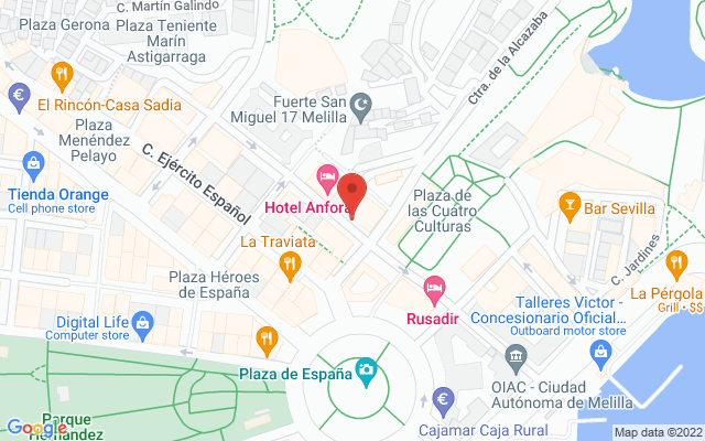 Administración nº2 de Melilla