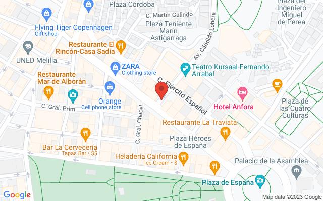 Administración nº10 de Melilla