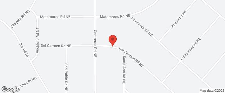 6207   Del Carmen  NE Road Rio Rancho NM 87144