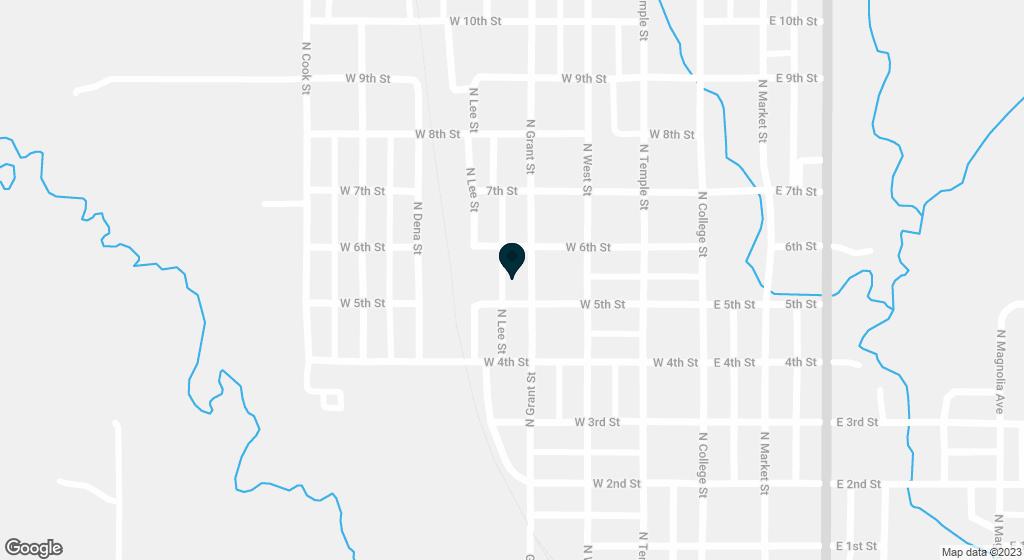 608 N Grant Street Cordell OK 73632