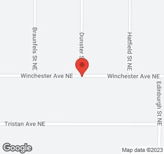 Dunster Street NE