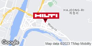 Get directions to 경남산청신안하정633