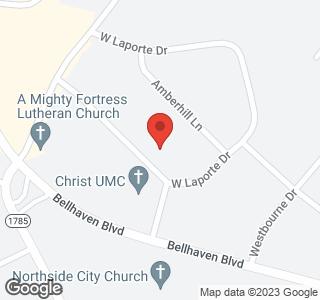 1712 Oakridge Drive