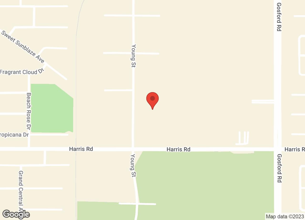 Google Map of VCA Bakersfield Animal Hospital