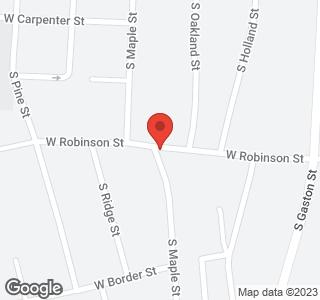 02 W Robinson Street