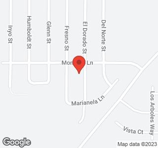 2321 El Dorado Street