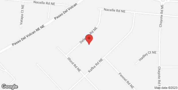 3424   Deledda  NE Road Rio Rancho NM 87144