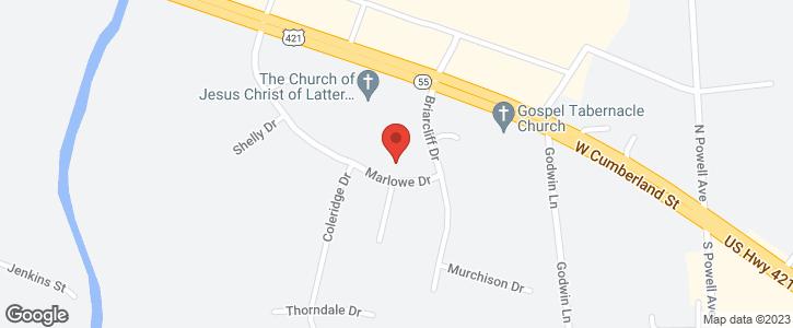 405 Marlow Drive Dunn NC 28334
