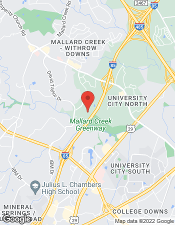 Map of Terry Pait - TIAA Financial Consultant at 8500 Andrew Carnegie Blvd, Charlotte, NC 28262