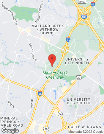 Map of Timothy Davis - TIAA Financial Consultant at 8500 Andrew Carnegie Blvd, Charlotte, NC 28262