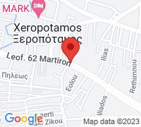 Μεγέθυνση χάρτη του Oasis Car Wash - Πλυντήριο Αυτοκινήτων | Ηράκλειο