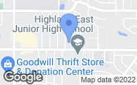 Map of Moore, OK