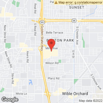 Map of Aerie at 2701 Ming Ave, Bakersfield, CA 93304
