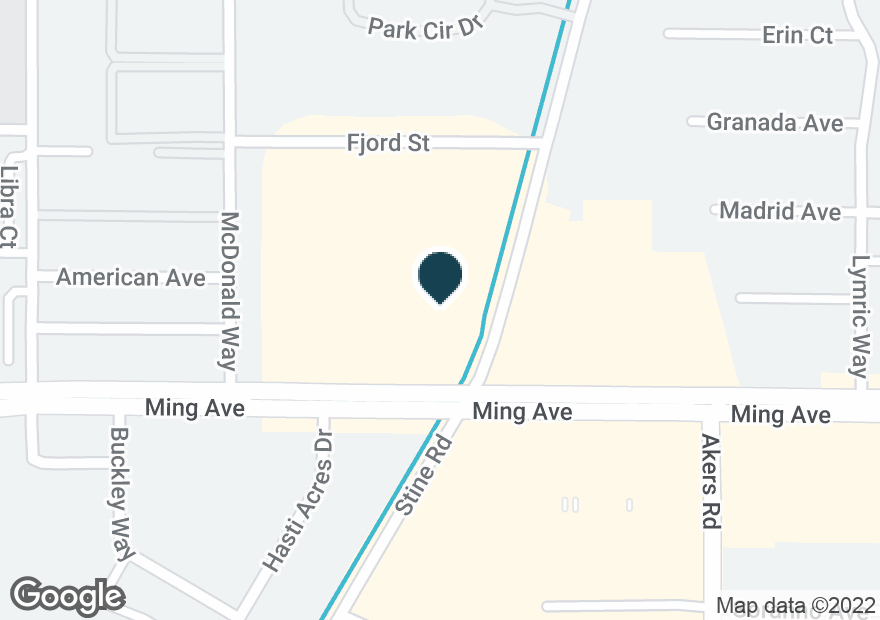 Google Map of4306 MING AVE