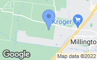 Map of Millington, TN
