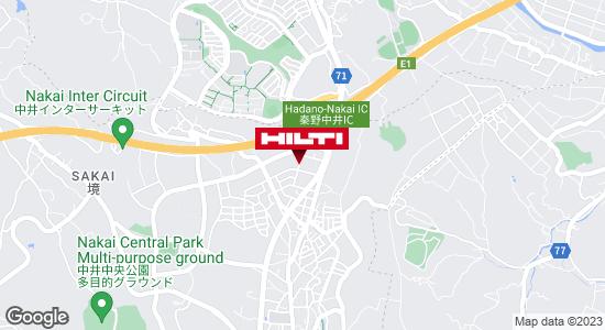 Get directions to 佐川急便株式会社 秦野店