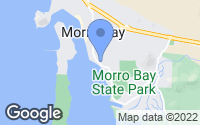 Map of Morro Bay, CA