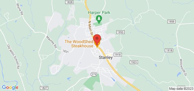 Stanley Florist Map