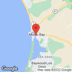 Morro Bay Yacht Club on the map