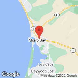 Morro Bay Community Center on the map
