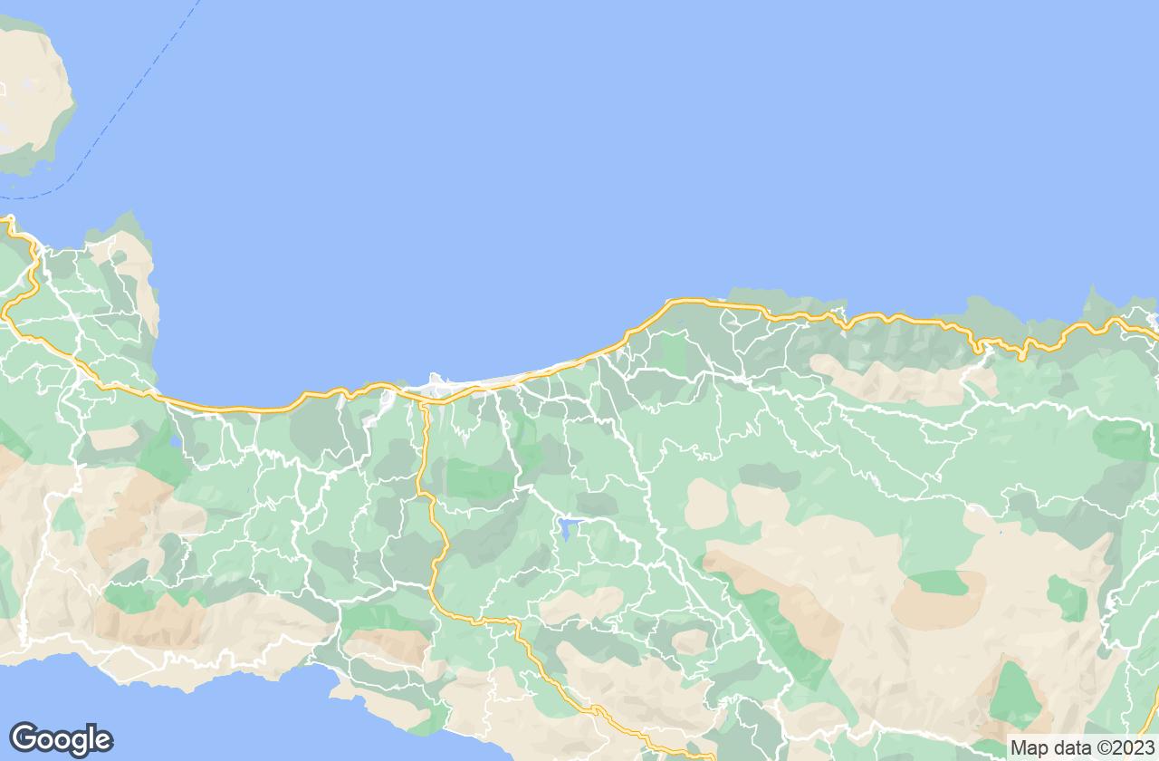 Google Map of ريثيمنو