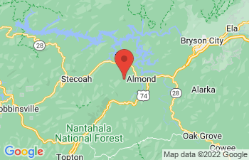 Map of Almond