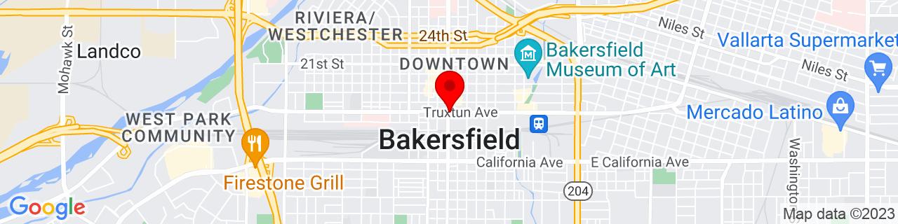 Google Map of 35.373333333333335, -119.01861111111111