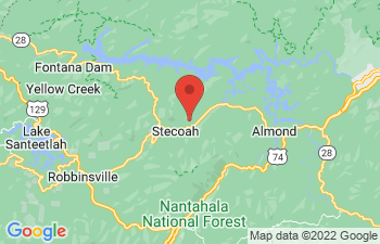 Map of Stecoah Valley
