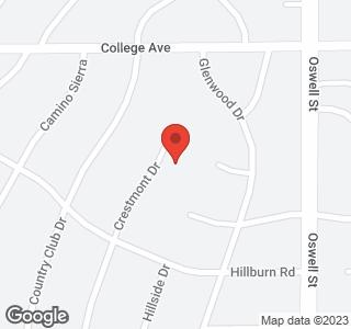 1727 Crestmont Drive
