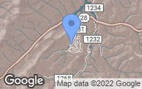 Map of Robbinsville, NC