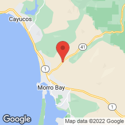 Lodge Morro Bay Event Center on the map