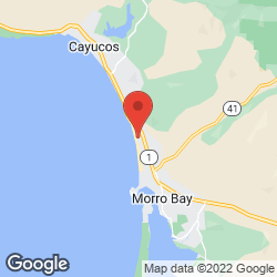 Central Coast Blinds on the map