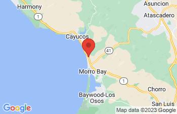 Map of Morro Bay