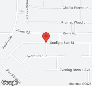 13604 Sunlight Star Street
